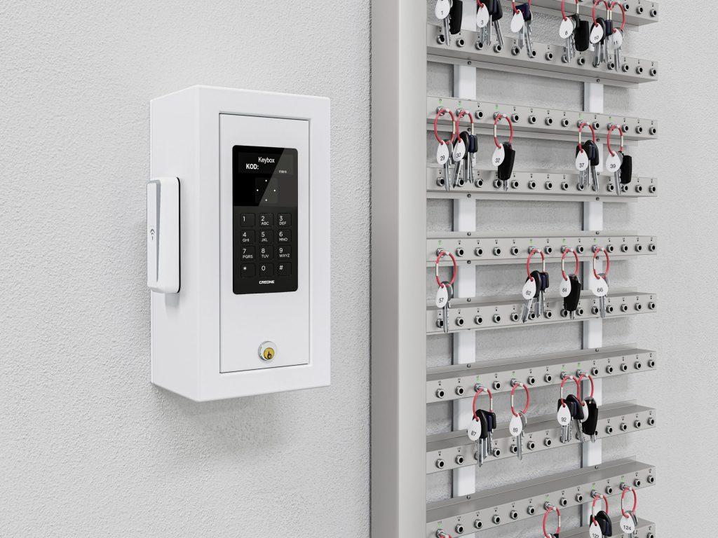 Smart Key Expandable Racks
